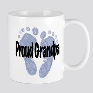 Proud Grandpa (Boy) Mug